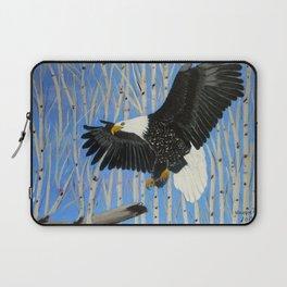 Bald Eagle-3 Laptop Sleeve
