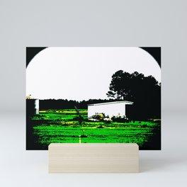Farms 7973 Mini Art Print