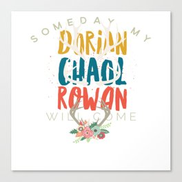 dorian chaol rowan Canvas Print