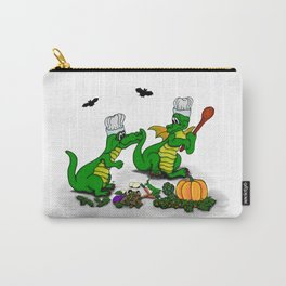 Dragons - Happy Halloween ! Today I will cook Carry-All Pouch