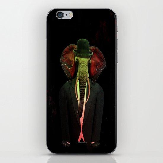 Elephant Man 017 iPhone & iPod Skin