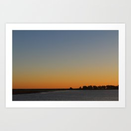 Sonoma Coast Sunset Art Print