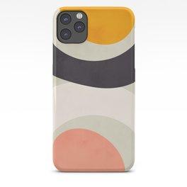 geometric art II iPhone Case