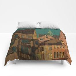 Evening Comforters