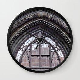 Church view Wall Clock