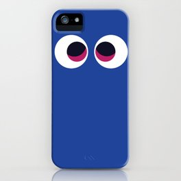 PIXAR CHARACTER POSTER - Dory 2 - Finding Nemo iPhone Case