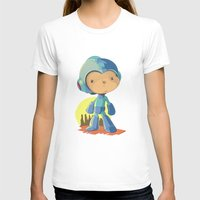 megaman T-shirts featuring Megaman by Rod Perich