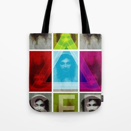See You In Reno - Jesus Tri Tote Bag