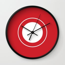 Riri Williams - Ironheart Wall Clock