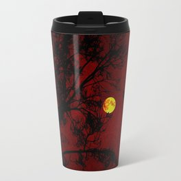 Red Sky - 031 Metal Travel Mug