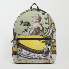 HOMEMADE RENAISSANCE PATTERN Backpack