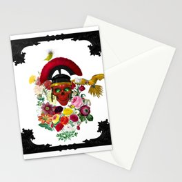 Only Skull in the World Stationery Cards