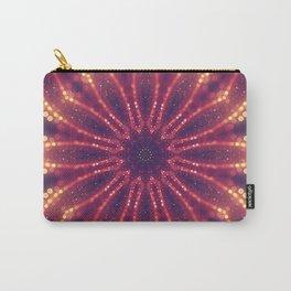 Light Mandala Carry-All Pouch