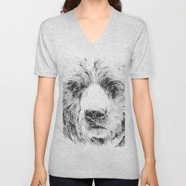 Have a bear Unisex V-Neck