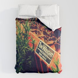 ART OF THE MACHINE. Duvet Cover