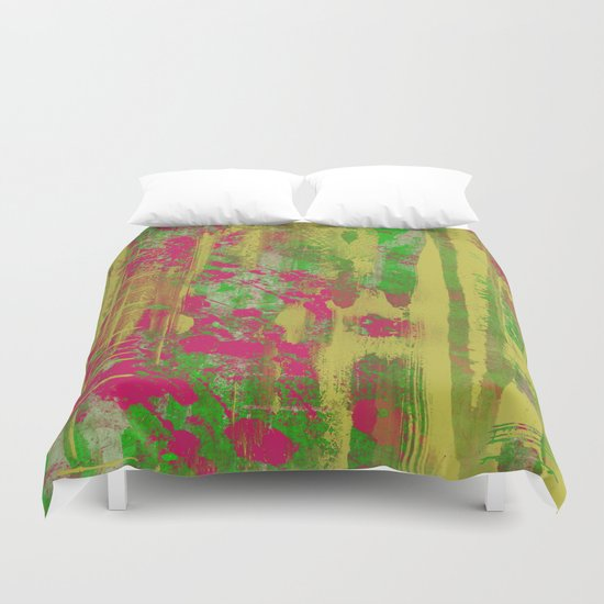 Abstract 12A.3 Duvet Cover