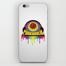 Funkadelik iPhone & iPod Skin