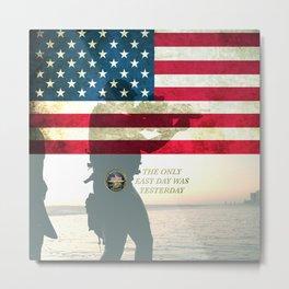 Navy Seals USA Metal Print