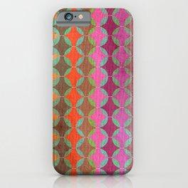 Colour Harmonies iPhone Case