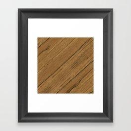 Paldao Wood Framed Art Print