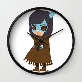 Pharah - little raindancer Wall Clock
