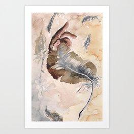 Argumentum  ornithologicum Art Print