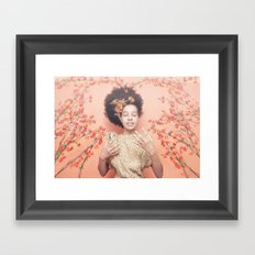 Crown & Glory - (Valentine's Day Discount) Framed Art Print