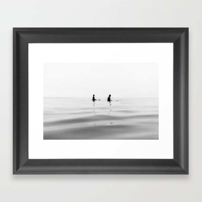SURF 3 Gerahmter Kunstdruck