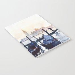 Morning in Venezia Notebook