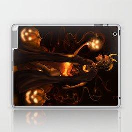 The Pumpkin Queen Laptop & iPad Skin