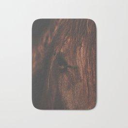 Horse - Sioux Bath Mat