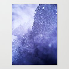 Ice Mountain Canvas Print