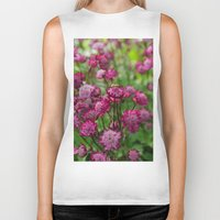 flower of life Biker Tanks featuring Life by Frenchie1108