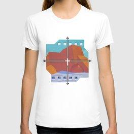 Rancho De Taos Church T-shirt