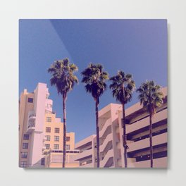 Tropic Happiness Metal Print