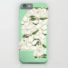Mississippi in Flowers iPhone 6s Slim Case