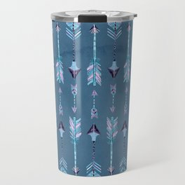 The Past is the Past Travel Mug