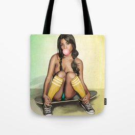 #SENDDECKPICS 2 Tote Bag