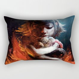 Annie Concept League of Legends Rectangular Pillow