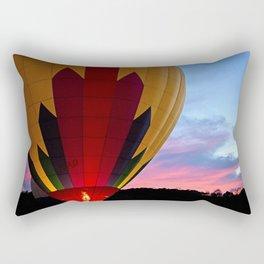 Carolina Balloon Fest Rectangular Pillow