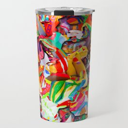 #connect collage 2016 Travel Mug