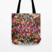 wonderland Tote Bags featuring Wonderland by Angelo Cerantola