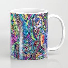 Trippy Scroll egg Coffee Mug
