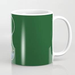 whale hourglass Coffee Mug