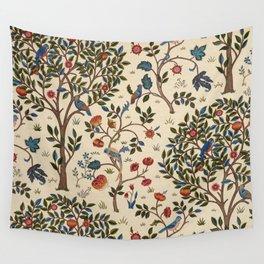 """William Morris """"Kelmscott Tree"""" 1. Wall Tapestry"""