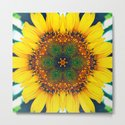 Structure of A Sunflower by perkinsdesigns