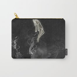 The night cigarette. Carry-All Pouch