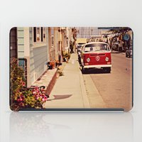 vw bus iPad Cases featuring VW BUS by INEVITABLE 27