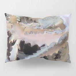 Ghost Cactus Pillow Sham