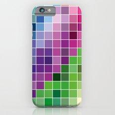 Multicolor Slim Case iPhone 6s